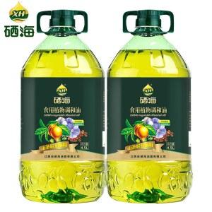 硒海 山茶亚麻籽油