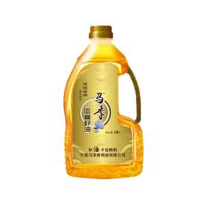 马季一级亚麻籽油