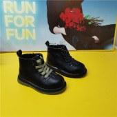8830--1儿童加棉马丁靴