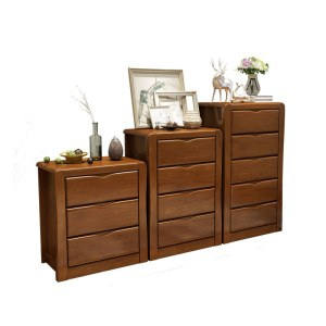 新中式家具实木斗柜