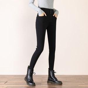 女休闲裤厚7095-1款