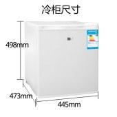 BD-40冻母乳小型家用储奶冷柜迷你小冰箱