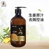 生姜控油去屑洗发水护发素组合套装袋装洗发水
