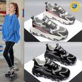 老爹鞋女2020秋冬新款韩版时尚厚底ins潮学生透气网红休闲运动鞋
