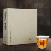 湖南安化国津黑茶荒山野生5年陈料金花茯砖茶500g