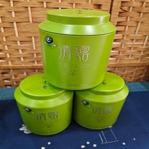 清连香清露A罐高山生态龙井独立包装礼盒装