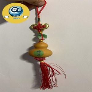 中国结葫芦 工艺品3个