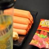 龙大恭喜发财礼盒装内含精心挑选的7大超值美味肉制品