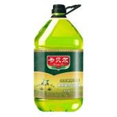 山茶橄榄油食用调和油
