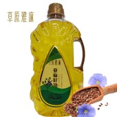 草原雅麻(六脱一级亚麻籽油)