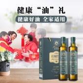 索米亚尊品亚麻籽油(礼盒)