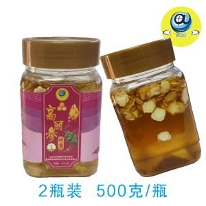 高丽参蜂蜜