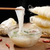 米粉干细炒的炒粉桂林干粉粉丝专用
