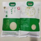 珍珠香米绿袋