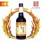 4度陈醋(1*4)420ml