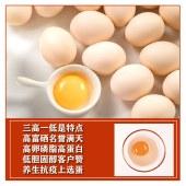 鸡蛋     低胆固醇富硒鸡蛋