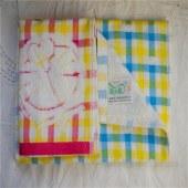 舒丝曼竹纤维布艺儿童毛巾(6条装)