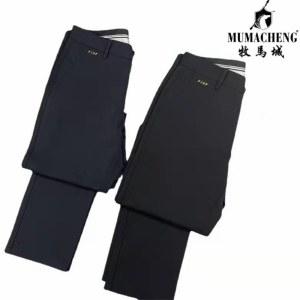 牧马城 青年男士夏季小直筒裤子7150
