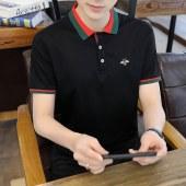 2021夏季新款纯棉男短袖POLO衫A347-T116