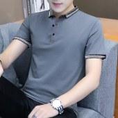 2021夏季新款男纯棉短袖衫A347-T155