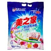 美之家超效洗衣粉1.2Kg*3袋
