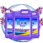 优生活薰衣草香氛洗衣液4.5kg*1桶 YSH-13