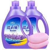 优生活 薰衣草洗衣液 2kg*2瓶 YSH-6
