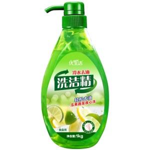 优生活洗洁精 1kg*1瓶 YSH-24