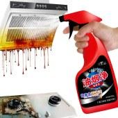 优生活厨房油烟机清洁剂 500ml*1瓶 YSH-41