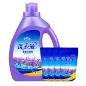 优生活薰衣草洗衣液套装 2kg*1瓶 YSH-10
