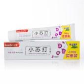 舒王小苏打牙膏(护龈脱渍)210g*3支 C-02