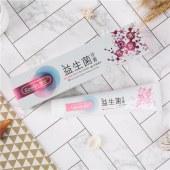 舒王益生菌牙膏(清新口气)100g*3支 G-02