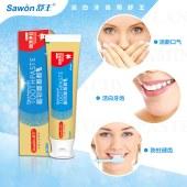 舒王植物氨基酸牙膏(脱渍净白)175g*3支 K-01