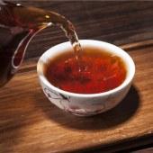 【曼英皓】勐海布朗山古树散茶熟茶