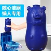 优生活马桶清洁剂洁厕 180g*6瓶