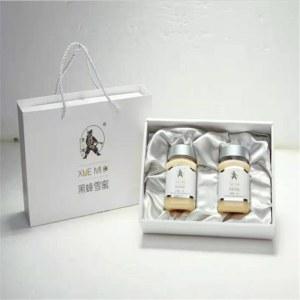 【黑炫蜂】黑蜂雪蜜礼盒装 500克*2 瓶