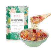 桂花坚果藕粉