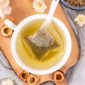 玉米须桑叶茶