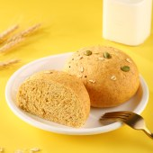全麦代餐面包低脂