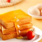 岩烧乳酪吐司夹心面包