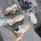 新款老爹鞋韩版厚底运动鞋