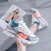新款休闲运动鞋女鞋夏季透气