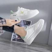 小白鞋女鞋子女