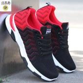 夏季飞织透气休闲运动鞋S1906