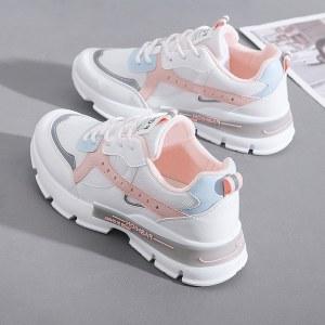 新款休闲运动鞋女鞋