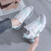 新款韩版运动鞋女街拍休闲女鞋