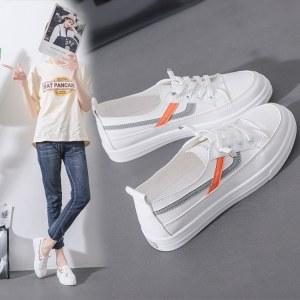 韩版小白鞋女