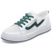 浅口网面镂空小白鞋