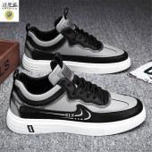 诗地亚 男鞋小白鞋青少年运动鞋XL-8
