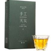 黑茶湖南安化正宗手工天尖特级正品国津茶叶150g安化黑茶